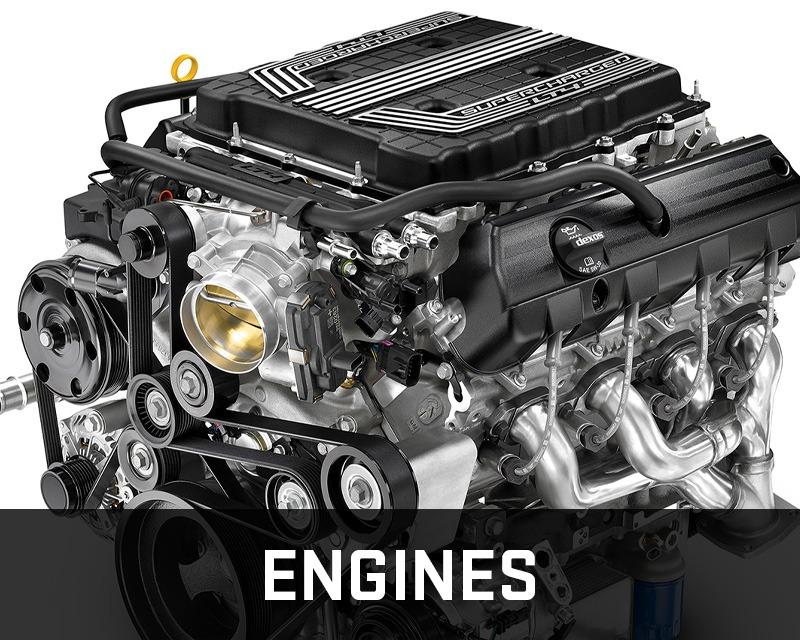 camro engines