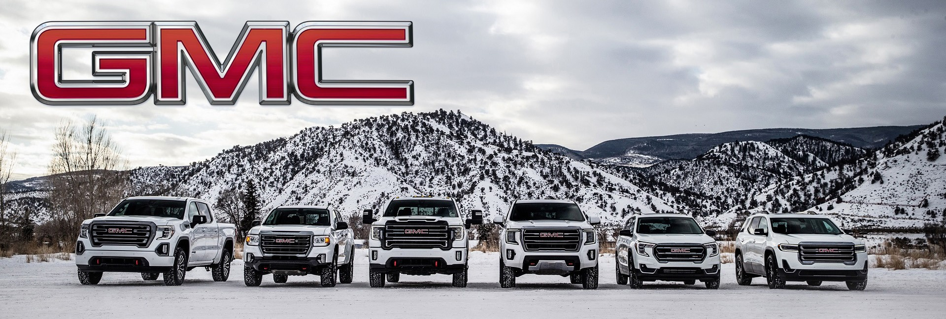GMC New Models