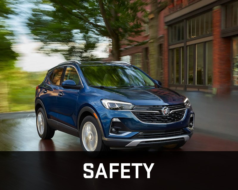 buick encore gx safety