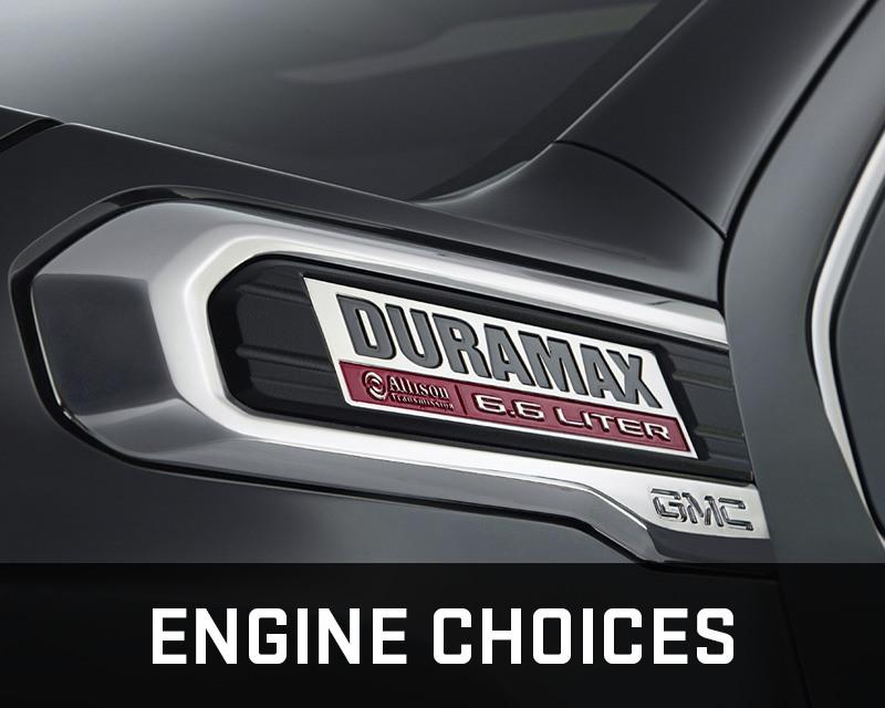gmc sierra hd engines