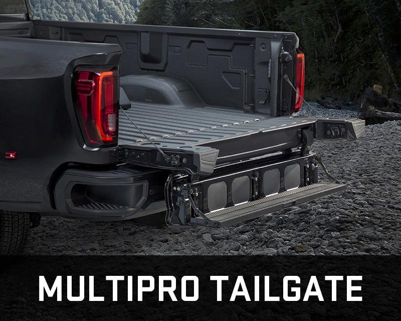 gmc sierra hd multipro tailgate