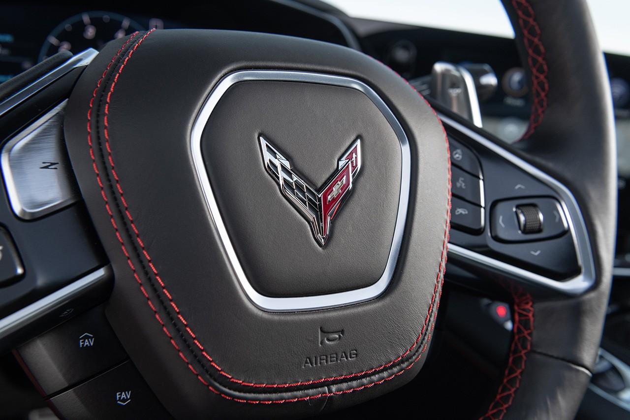 Chevrolet-Corvette C8
