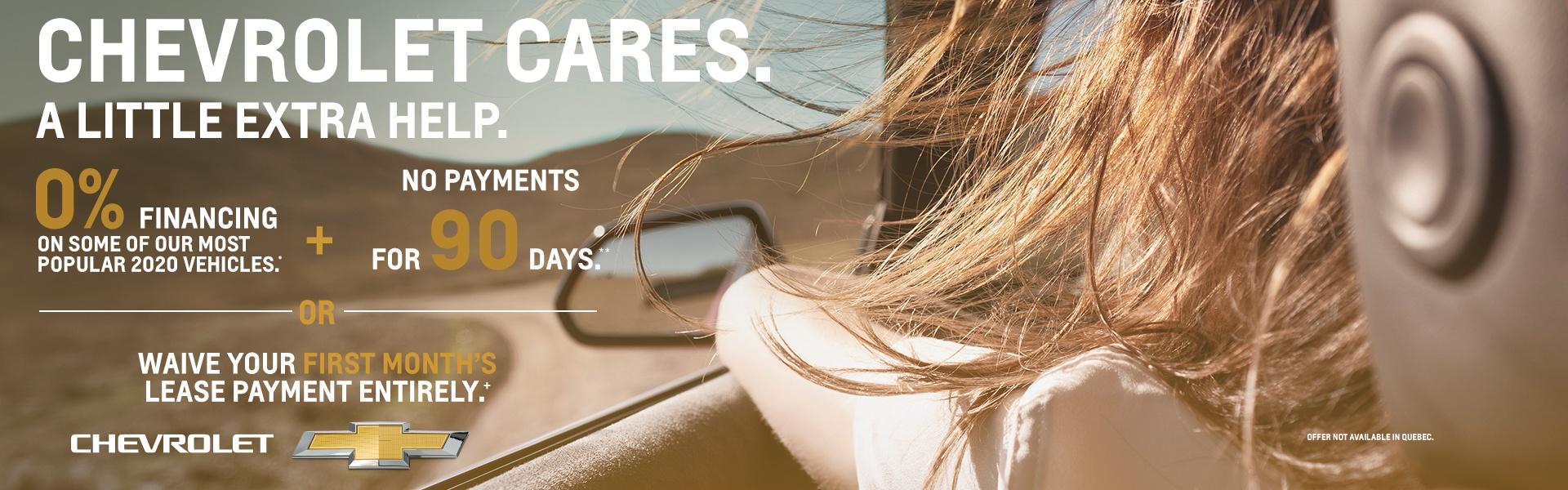 Chevrolet Cares