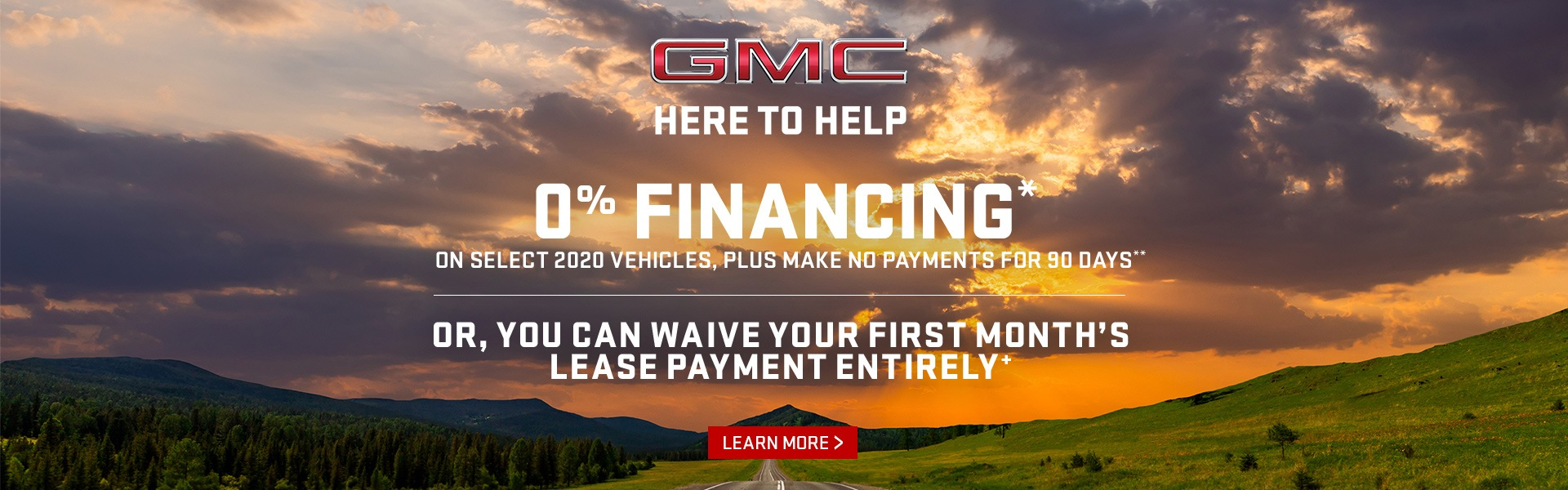 GMC Here to Help