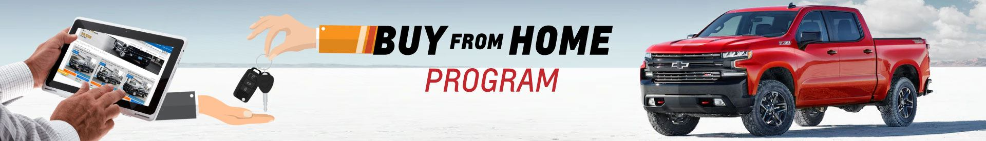 buy from home program