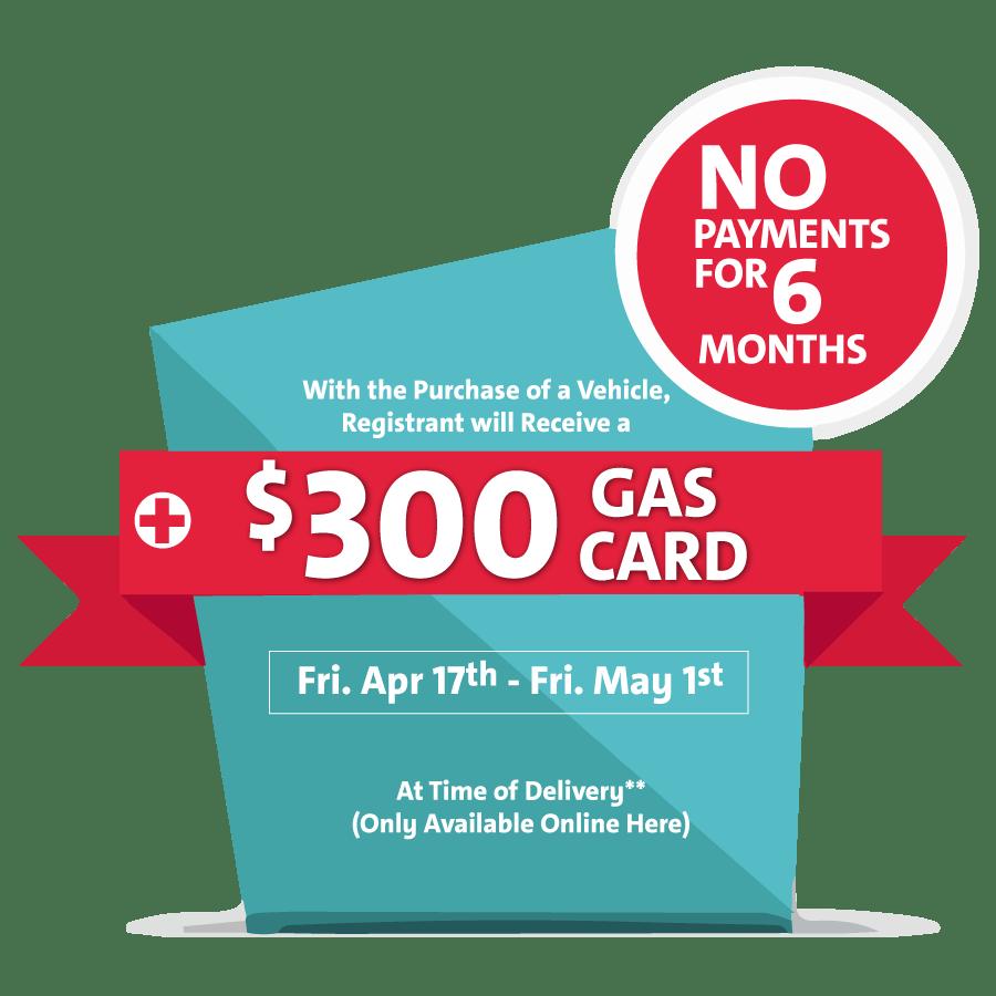 gas card offer