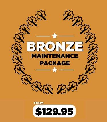 Bronze Pacakge