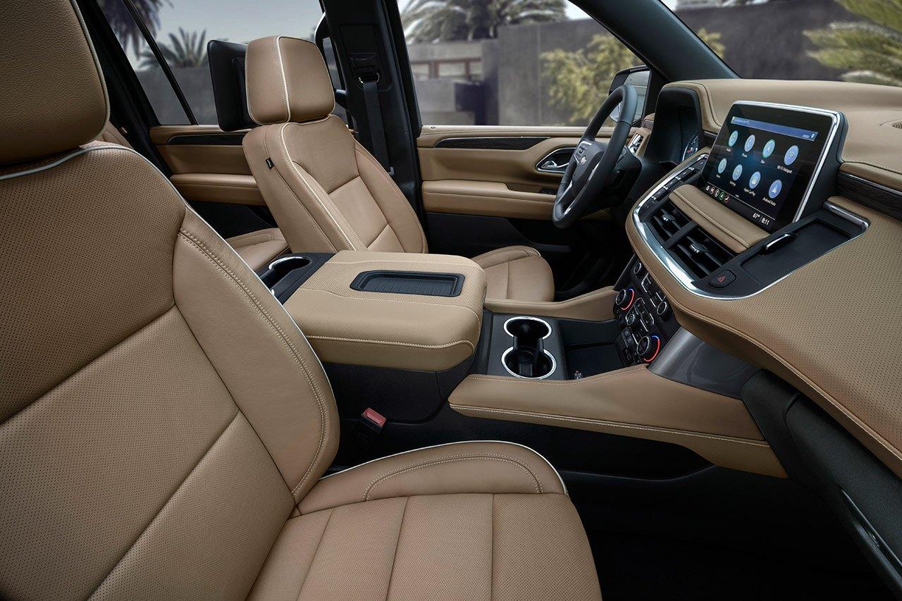 2021 Chevrolet Tahoe & Suburban