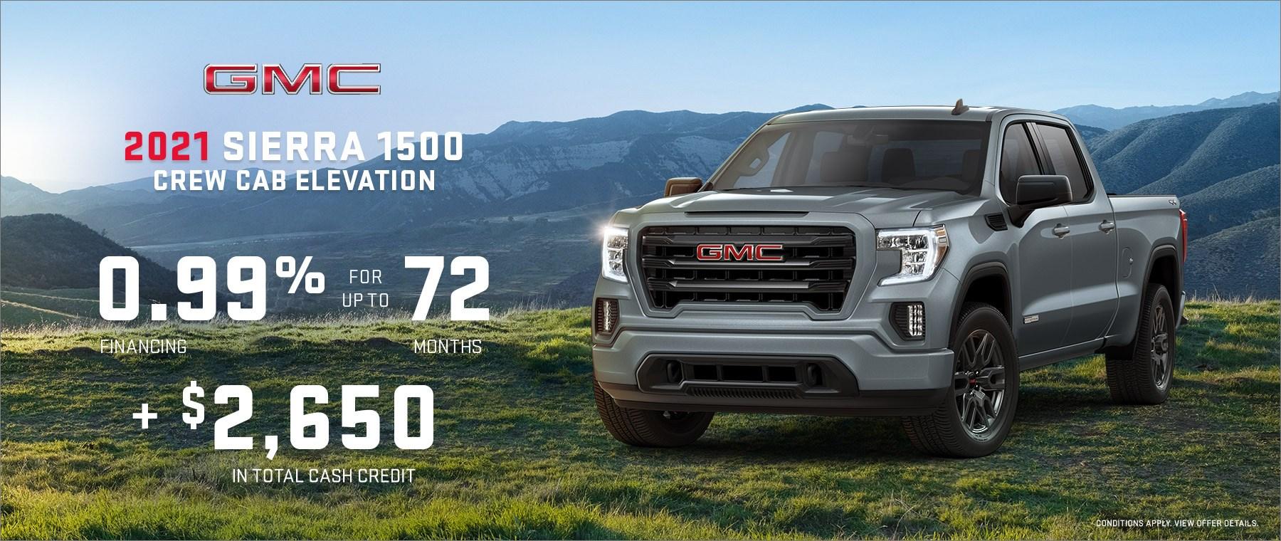 Truck Nation – 2021 GMC Sierra 1500