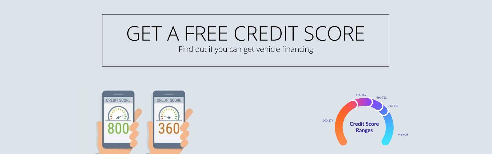 get a free credit score