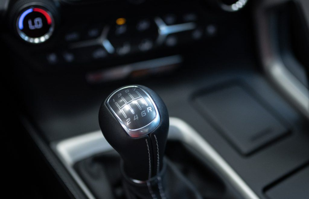 7-speed Manual