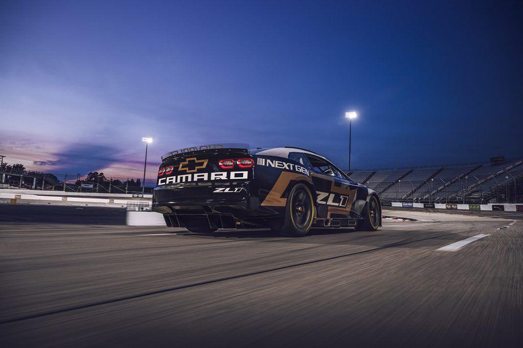 NASCAR Camaro ZL1