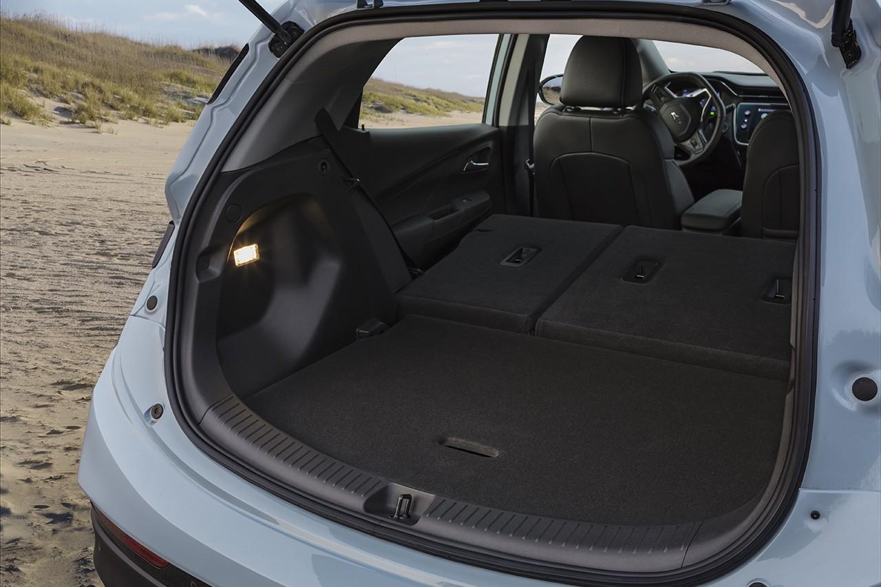 Chevrolet Bolt EV - EUV