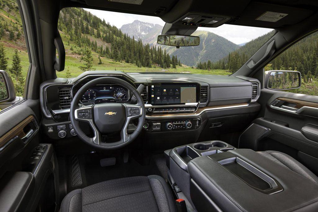2022 Chevrolet Silverado LT