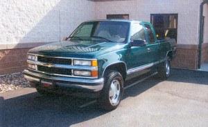 1997 Chevrolet Silverado Z71