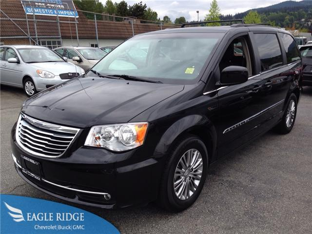 Chrysler Town & Country Exterior