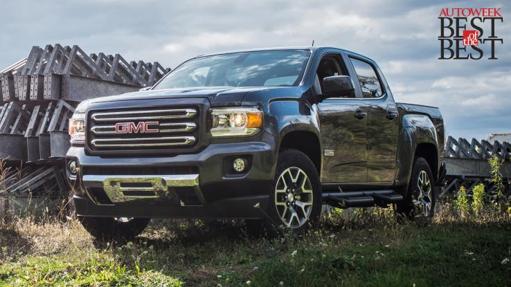 GMC Canyon Autoweek