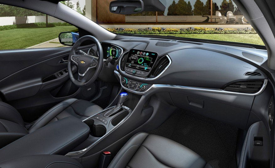 new volt interior