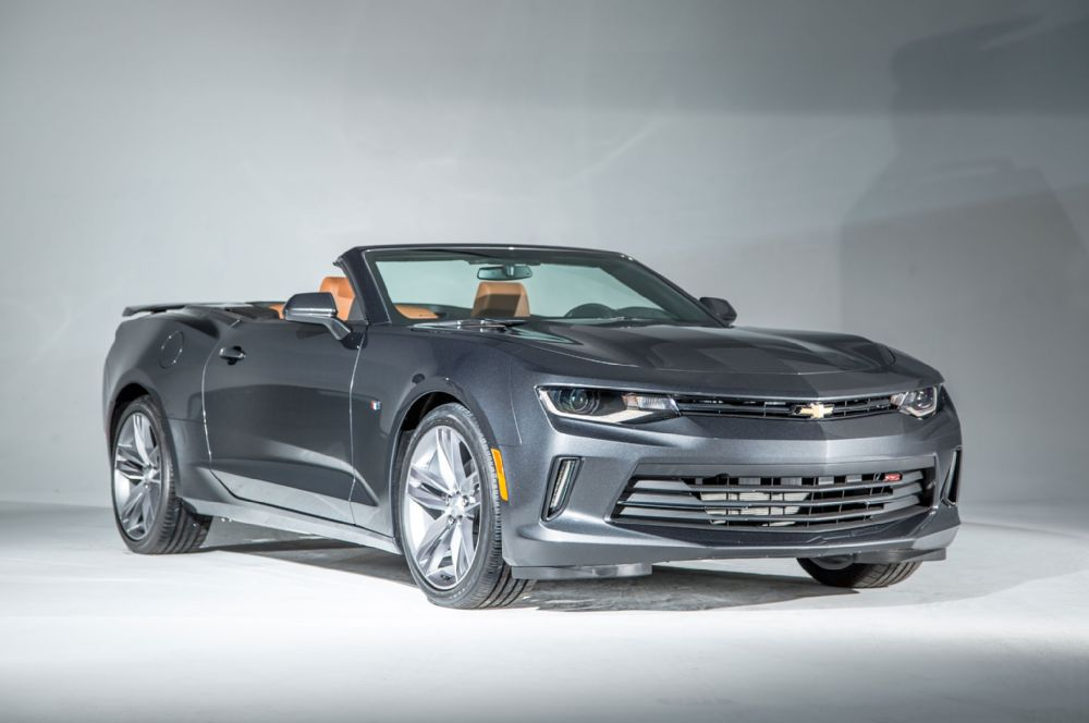 new chevy camaro