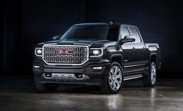 2016 gmc sierra pictures
