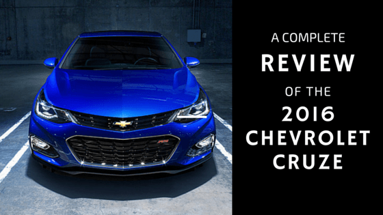 Review of the 2016 Chevrolet Cruze