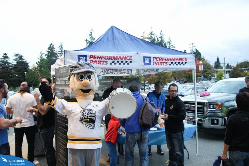 2016 Coquitlam Express Eagle Ridge GM Season Opener BBQ-8