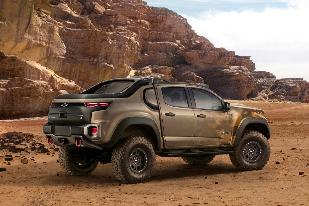 Chevrolet-Colorado-ZH2-concept-rear-three-quarter