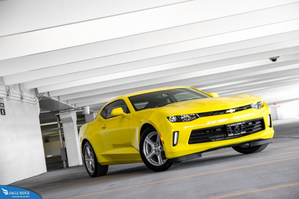 camaro yellow-1