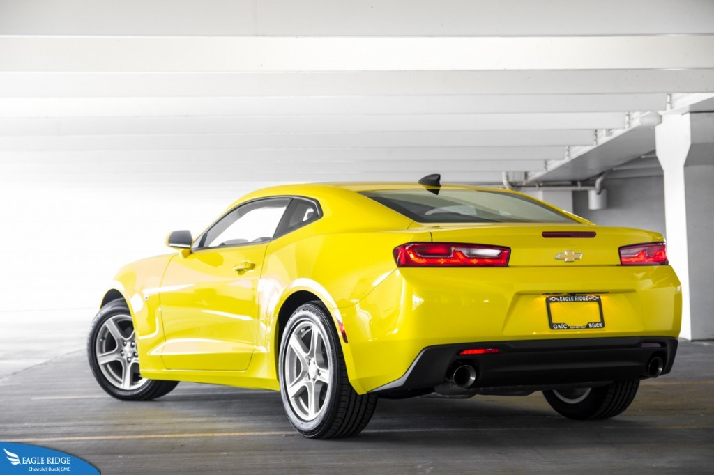camaro yellow-2